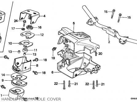 Honda C90 CUB 1996 (T) ENGLAND parts lists and schematics
