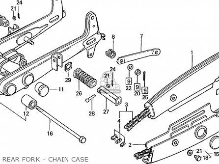 Honda C90z 1982 (c) General Export / Kph Mph parts list