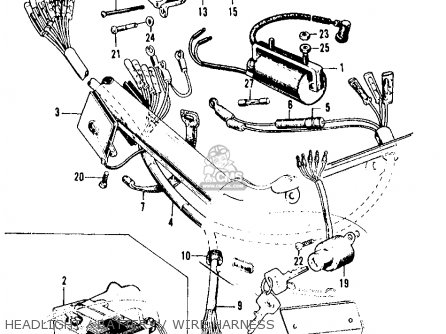 50cc Scooter Wiring Diagram, 50cc, Free Engine Image For