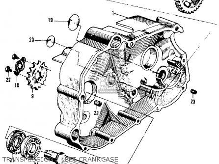 Honda ca105t wiring schematic