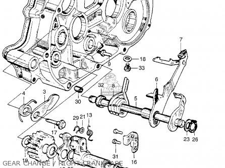 Honda Ca110 Sport 50 1962 Usa parts list partsmanual