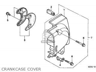 Honda CA125 REBEL 1997 (V) FRANCE / CMF KPH parts lists