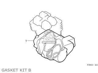 Honda CA125 REBEL 1998 (W) ENGLAND / MKH parts lists and