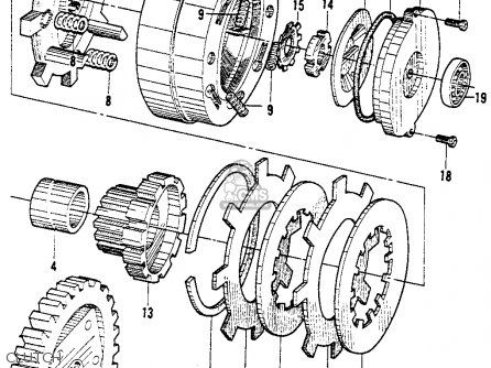Honda Ca77 Wiring Diagram, Honda, Free Engine Image For