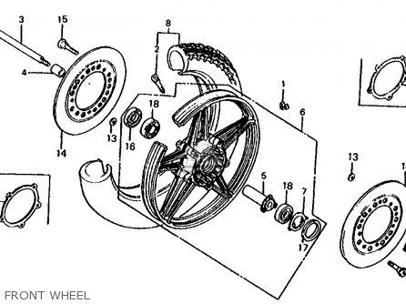 1994 Yamaha Wr 250 Wiring Diagram 1994 Yamaha XT 600