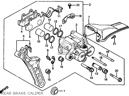 1981 Honda Cx500 Wiring Diagram 1981 Honda CX500