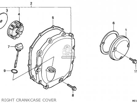 Honda CB1000F 1995 (S) AUSTRIA / KPH parts lists and