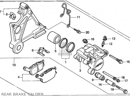 Honda CB1000F 1995 (S) GERMANY / KPH parts lists and