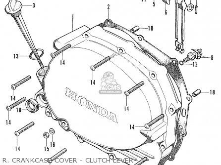 Honda Cb100k2 Super Sport General Export Type Iii parts