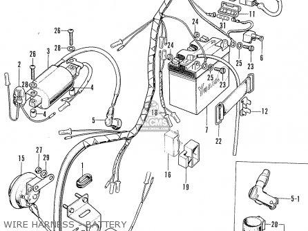 Honda CB100K2 SUPER SPORT NORWAY parts lists and schematics