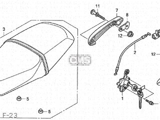 Honda CB1100 2010 (A) JAPAN SC65-100 parts lists and