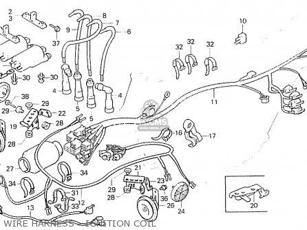 Honda Cb1100rb-i (australia) parts list partsmanual partsfiche