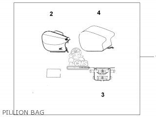 Honda CB1100SF X11 2001 (1) FRANCE 100 parts lists and
