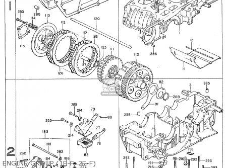 Honda Cb125b6 General Export parts list partsmanual partsfiche