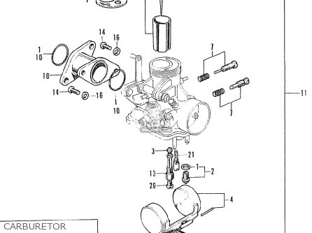 Honda Cb125k5 European Direct Sales parts list partsmanual