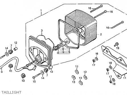Honda F 22 Engine F22B Engine Wiring Diagram ~ Odicis