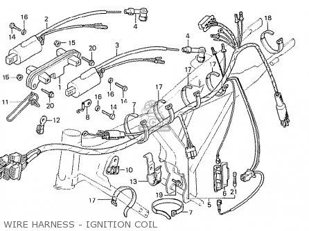 Honda CB125T ENGLAND parts lists and schematics