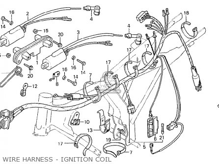 Honda CB125T2 GERMANY 10 PS 2 parts lists and schematics