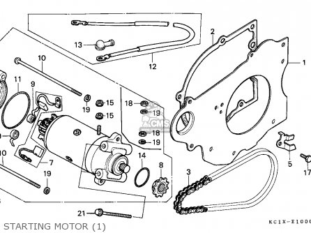 Diagram S S Super E Carburetor File Sf34118