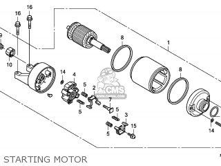 Honda CB1300SA 2009 (9) KOREA / ABS BCT MK TY2 parts lists