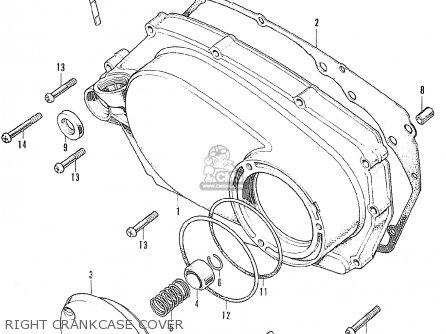 Honda Cb175 Engine Honda CB700SC Engine Wiring Diagram