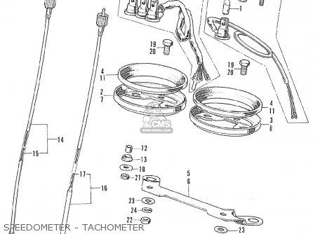 Honda CB175K4 SUPER SPORT AUSTRALIA parts lists and schematics