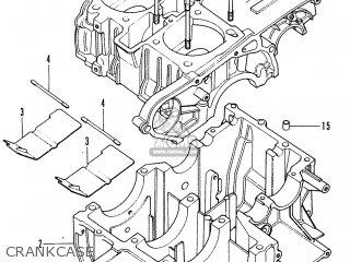Honda CB200 ENGLAND parts lists and schematics