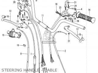 Honda Cb200 England parts list partsmanual partsfiche