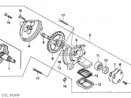 Honda Cb250 1998 (w) England / Kph parts list partsmanual