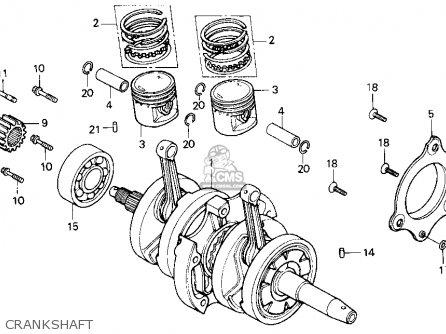 Honda cb250 nighthawk parts