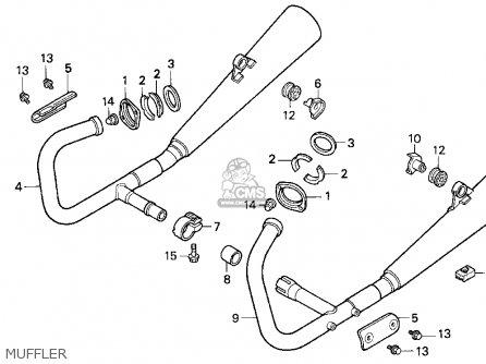 Honda CB250 NIGHTHAWK 1993 (P) USA parts lists and schematics