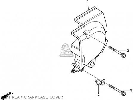 Honda CB250 NIGHTHAWK 1994 (R) USA parts lists and schematics
