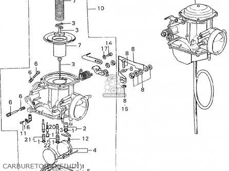 Honda CB250K0 GERMANY parts lists and schematics