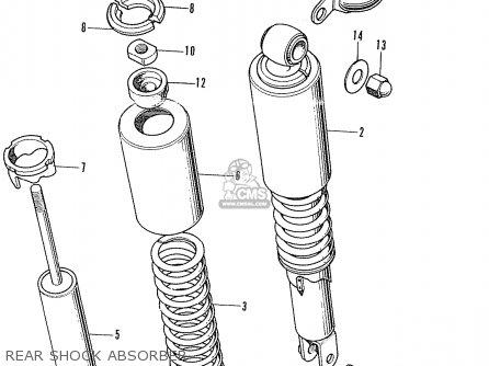 Honda CB250K4 EUROPEAN DIRECT SALE parts lists and schematics