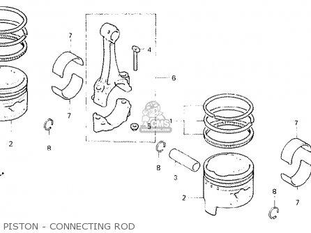 Honda CB250N 1981 (B) ENGLAND parts lists and schematics