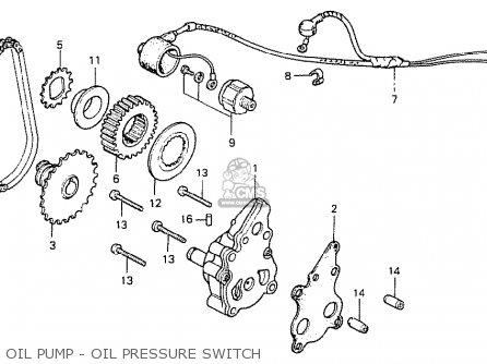 Honda CB250TI 1978 AUSTRALIA parts lists and schematics