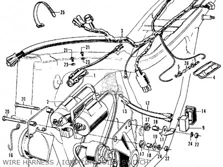 Cb350 Wiring Diagram