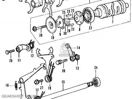1973 Honda Cb350 Wiring Harness CR125 Wiring Harness