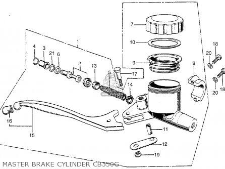 Honda CB350G SUPER SPORT 1973 USA parts lists and schematics