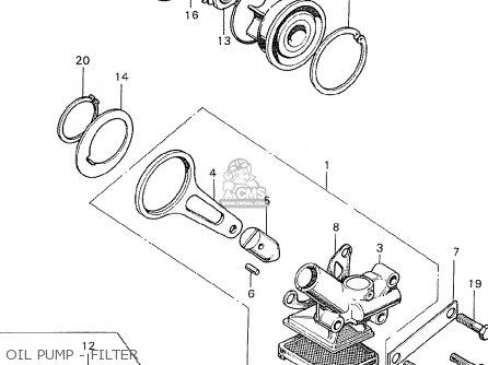 Honda Cb350k0 Super Sport 1968 Usa parts list partsmanual