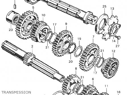 Honda Cb 350 Wire Diagram, Honda, Free Engine Image For
