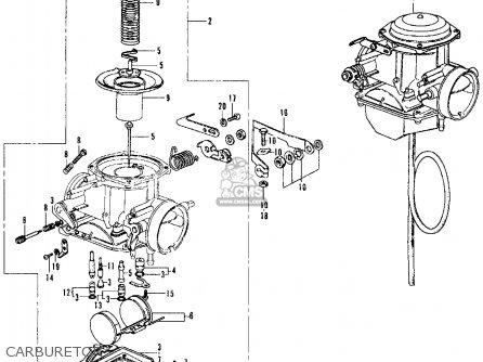 Honda CB350K3 SUPER SPORT 1971 USA parts lists and schematics