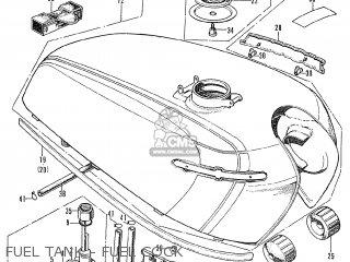 Honda CB350K3 SUPER SPORT GENERAL EXPORT parts lists and