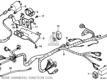 Honda CB350S 1986 (G) SWEDEN parts lists and schematics