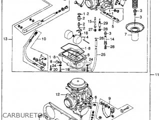 Honda Cb360 Sport 1974 Usa parts list partsmanual partsfiche