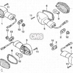 Cb400 Vtec Wiring Diagram 2007 Hayabusa Honda Super Four 2005 5 Japan Nc39 110 Parts Lists And F 25 1