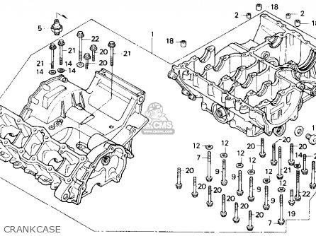 Honda CB400F 1990 (L) USA parts lists and schematics
