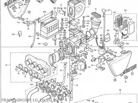 Honda CB400F EUROPEAN DIRECT SALES parts lists and schematics