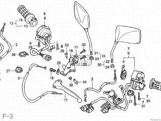 Honda CB400F SUPER FOUR TYPE II 1992 (N) JAPAN NC31-100