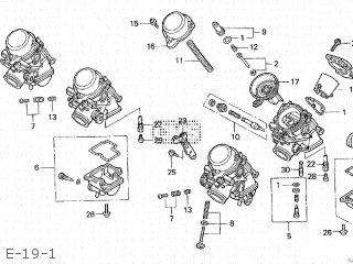 Honda CB400F SUPER FOUR VERSIONR TYPE III 1995 (S) JAPAN